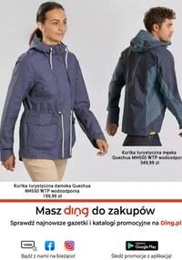Gazetka promocyjna Decathlon - Decathlon - ruszaj na szlak!