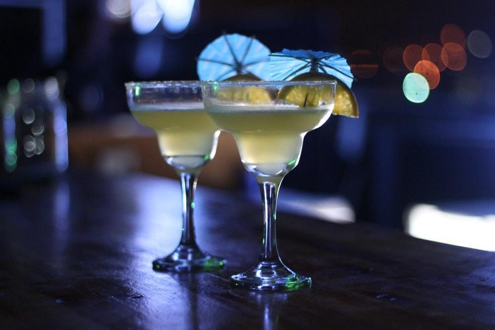 słoneczne martini