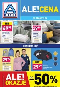 Gazetka promocyjna Aldi - Ale ceny i okazje w Aldi