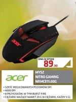 Mysz gamingowa Acer