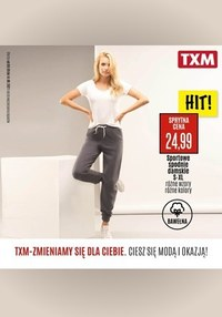 Gazetka promocyjna Textil Market - Modowe hity w Textil Market - ważna do 14-09-2021