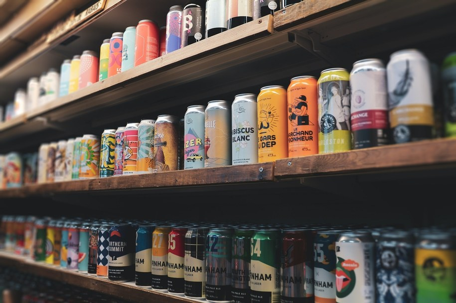 Kaufland ma piwo za darmo.