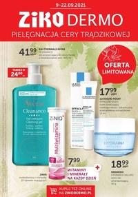Gazetka promocyjna Ziko Dermo - Ziko Dermo - kosmetyki do pielęgnacji twarzy - ważna do 22-09-2021