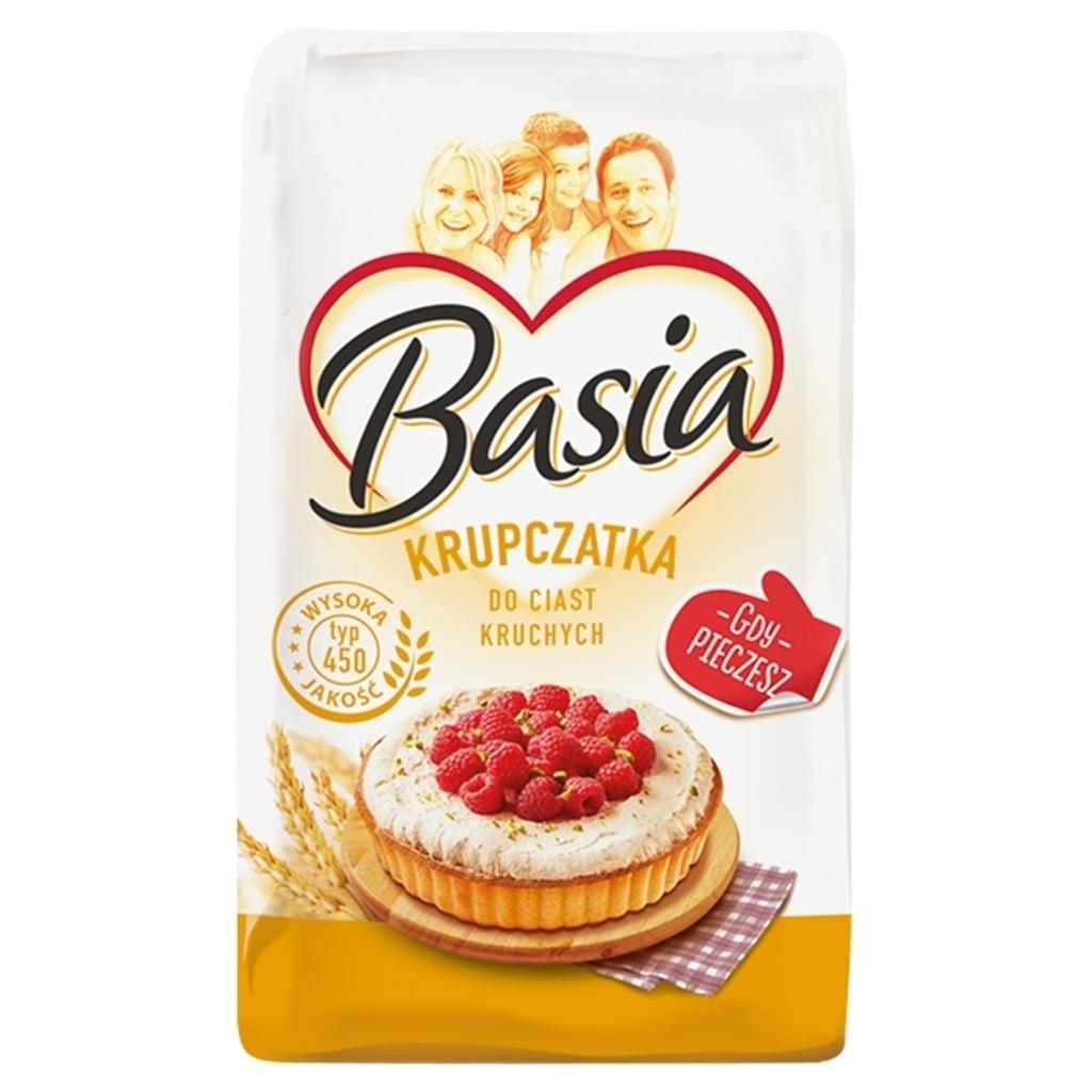 Mąka krupczatka Basia