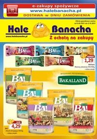 Gazetka promocyjna Hala Banacha - Hale Banacha - nowa oferta spożywcza - ważna do 08-10-2021