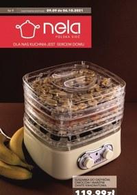 Gazetka promocyjna Nela - Nela - dla nas kuchnia jest sercem domu - ważna do 06-10-2021