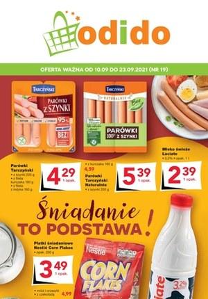 Gazetka promocyjna Odido - Śniadanie to podstawa - Odido