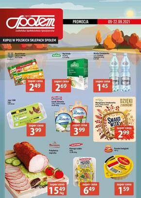 Kupuj w sklepach Społem - PSS Lublin