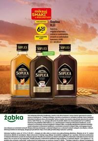 Gazetka promocyjna Żabka - Alkoholowa oferta mięsiąca - Żabka