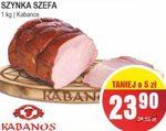 Szynka Kabanos