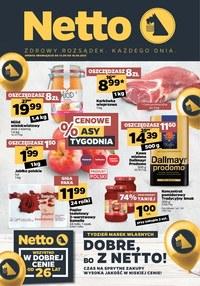Gazetka promocyjna Netto - Dobre bo z Netto!  - ważna do 18-09-2021