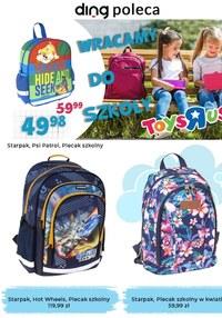 """Gazetka promocyjna Toys""""R""""Us - Wracamy do szkoły z Toys""""R""""Us - ważna do 26-09-2021"""