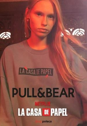 Gazetka promocyjna Pull&Bear - Dom z papieru w Pull&Bear