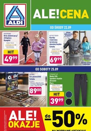 Gazetka promocyjna Aldi - Aldi - ale okazje!