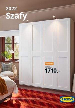 Gazetka promocyjna IKEA - IKEA - Szafy 2022