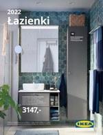 IKEA - Łazienki 2022