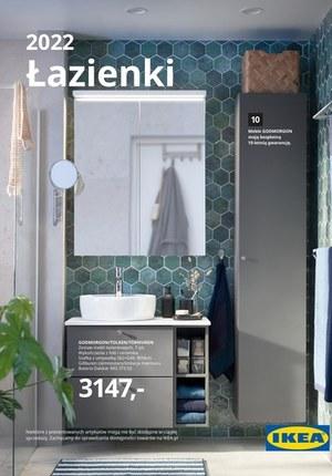 Gazetka promocyjna IKEA - IKEA - Łazienki 2022