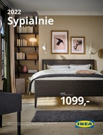 IKEA - Sypialnie 2022