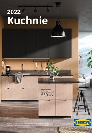 Gazetka promocyjna IKEA - IKEA - Kuchnie 2022