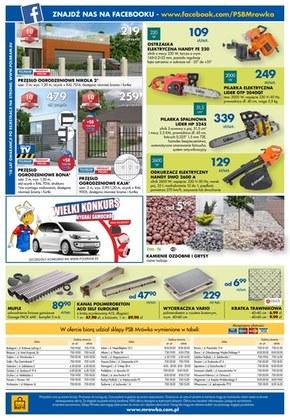 PSB Mrówka - oferta wrześniowa
