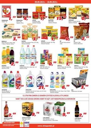 Promocyjna produkty w Sklepie