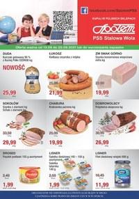 Gazetka promocyjna PSS Stalowa Wola - Nowości w PSS Stalowa Wola - ważna do 25-09-2021