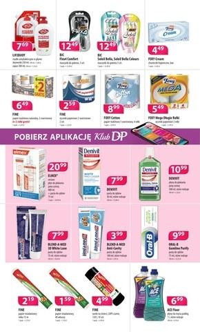 Wrześniowe promocje w Drogeriach Polskich