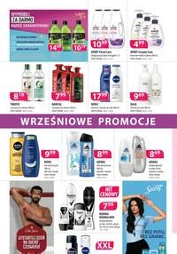 Gazetka promocyjna Drogerie Polskie - Wrześniowe promocje w Drogeriach Polskich