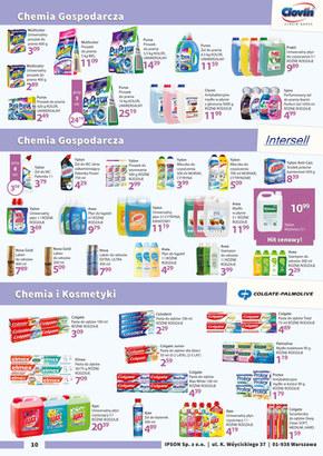 Czystość i higiena na co dzień w Ipson