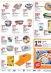 Gazetka promocyjna E.Leclerc - Cenomenalne zakupy - oferta dotyczy wybranych sklepów