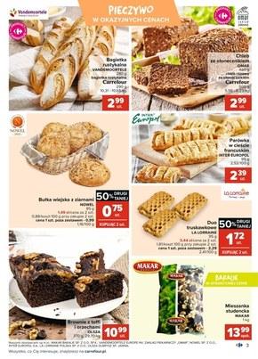 Targ świeżości z Carrefour