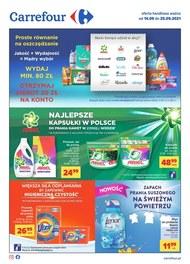 Oszczędzanie z Carrefour