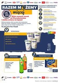 Gazetka promocyjna Carrefour - Jeść mądrze z Carrefour
