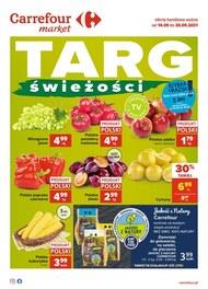 Targ świeżości z Carrefour Market