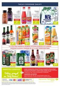 Gazetka promocyjna Carrefour Express - Twoje codzienne zakupy w Carrefour Express