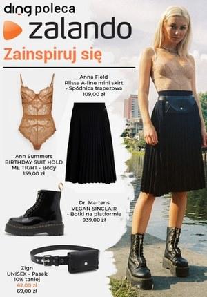 Gazetka promocyjna Zalando - Zainspiruj się z Zalando