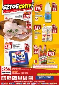 Gazetka promocyjna Topaz - Topaz - nowa oferta hurt & detal