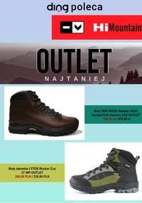 Gazetka promocyjna Hi Mountain - Zakupy w Outlecie Hi Mountain  - ważna do 04-10-2021