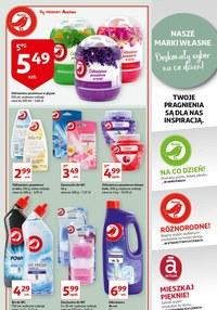 Gazetka promocyjna Auchan Hipermarket - Porządki z markami Auchan!