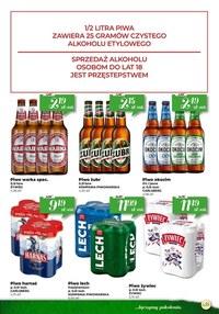 Gazetka promocyjna Społem Kielce - Społem Kielce - nowa gazetka