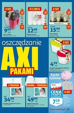 Hiper oszczędzanie z Auchan!