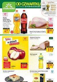 Gazetka promocyjna Stokrotka Supermarket - Okazje w Stokrotka Supermarket  - ważna do 22-09-2021
