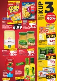 Gazetka promocyjna Kaufland - Urodzinowe zakupy w Kauflandzie