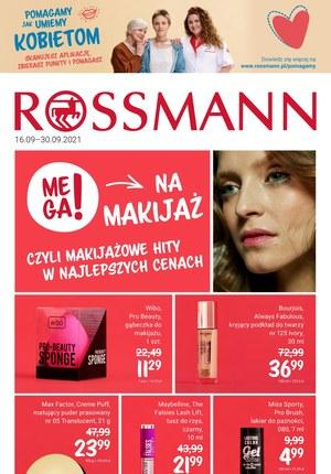 Gazetka promocyjna Rossmann - Makijażowe hity w Rossmann