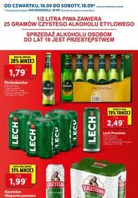 Gazetka promocyjna Lidl - Od czwartku w Lidlu