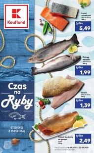 Czas na ryby wKaufland