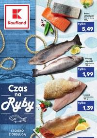 Gazetka promocyjna Kaufland - Czas na ryby wKaufland - ważna do 22-09-2021