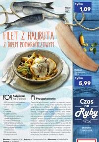Gazetka promocyjna Kaufland - Czas na ryby wKaufland