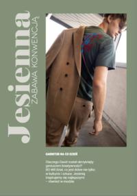 Gazetka promocyjna Galeria Krakowska - Lookbook Jesienna Galeria Krakowska