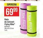 Mata do ćwiczeń Flying Mike